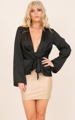 Solace Found Top in Black