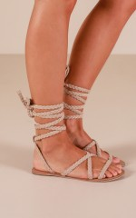 Billini - Madrid Sandals in skin micro