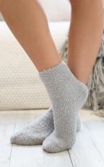 Cold Feet socks in grey