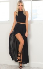 Empress shorts in black