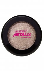 Australis - Metallix Cream Eyeshadow in guns and rose petals