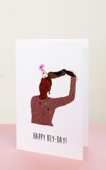 Happy Beyday card