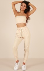 Made For This Pant in Nude