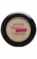 Australis - Fresh and Flawless Pressed Powder in natural