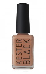 Kester Black - Conditioner nail polish in camel
