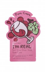 Tony Moly - Pore Care Red Wine Face Mask