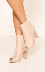 Billini - Remi in stone suede
