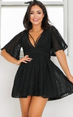 Save This Dance Dress in Black