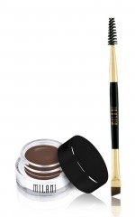 Milani - Stay Put Brow Pomade in dark brown
