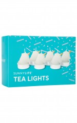 Sunny Life - Unicorn Tea Lights 6 pack