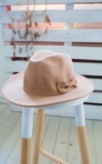 Kickin' Up Dust hat in camel