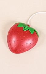 Strawberry laptop mouse