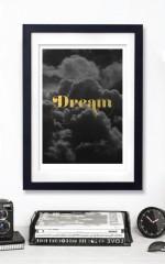 Dream Print in A4