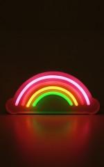 Neon Dreams - Rainbow Cloud Light