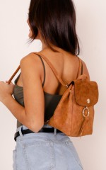 Mayday bag in tan