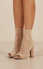 Billini - Parody Boots in stone micro