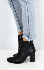 Therapy Shoes - Aspen in black burnished