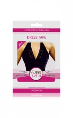 Bye Bra - Dress Tape in clear