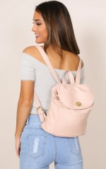 City Troter backpack in blush