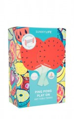 Sunny Life - Watermelon Ping Pong in red