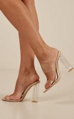 Billini - Indara heels in nude