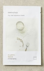 Innisfree - My Real Squeeze Mask in rice