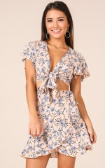 Tropicana Two Piece in Pink Floral