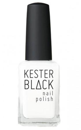 Kester Black - French White nail polish