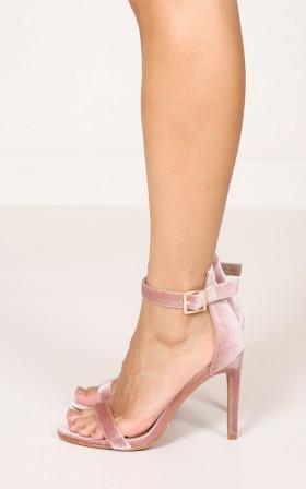 Billini - Heart in rose velvet