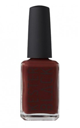 Kester Black - Rust nail polish in chocolate brown