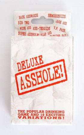 Deluxe Asshole - no size