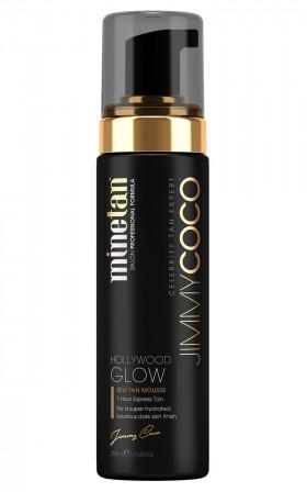 Minetan - Hollywood Glow Self Tan Foam 200ml