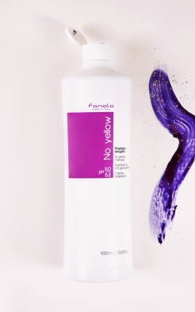 Fanola - No Yellow Shampoo 1Ltr