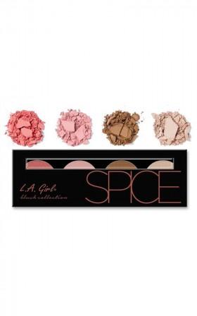 LA Girl - Blush Collection Spice Palette