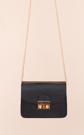 What I Want bag in black