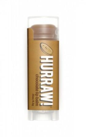 Hurraw - Chocolate Lip Balm