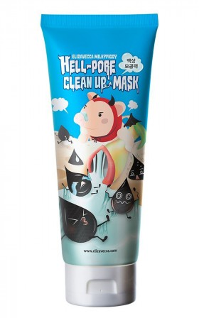 Elizavecca - Hell Pore Clean Up Mask