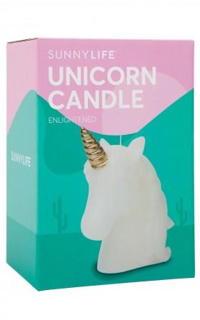 Sunny Life - Unicorn Candle Medium