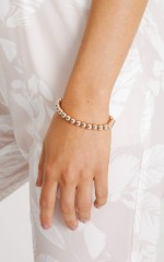 Amongst It bracelet in rose gold