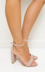 Billini - Jessa in nude suede