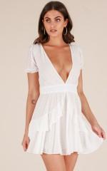 Coco Bella dress in white