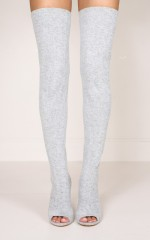 Billini - Galani in light grey stretch