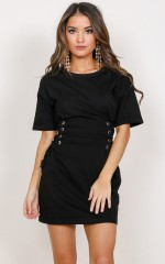 Im Yours dress in black