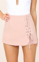 Lost Stars Skort in beige