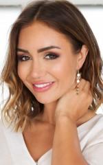 New Ventures earrings in gold
