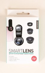 SmartLens - Clip On Phone Camera Lens Set of 3