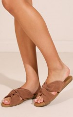Bamboo Shoes- Tamber in camel