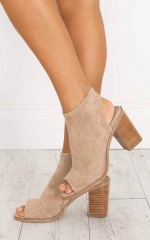 Therapy Shoes - Volente in camel