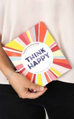 Think Happy book