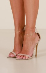 Billini - Nalani in blush suede
